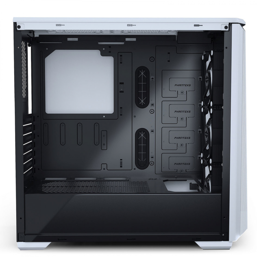 PHANTEKS ECLIPSE P400A TG, DRGB – WHITE 2