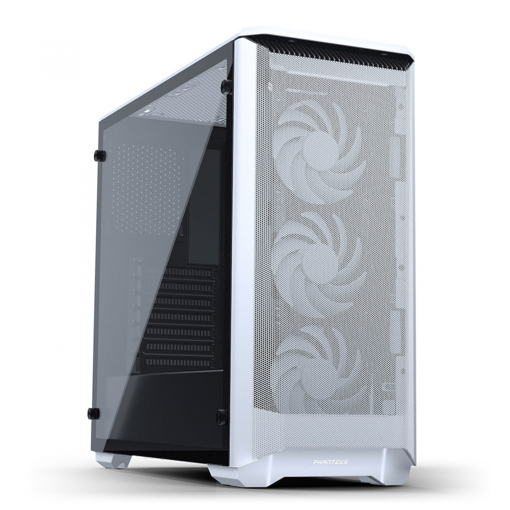 PHANTEKS ECLIPSE P400A TG, DRGB – WHITE