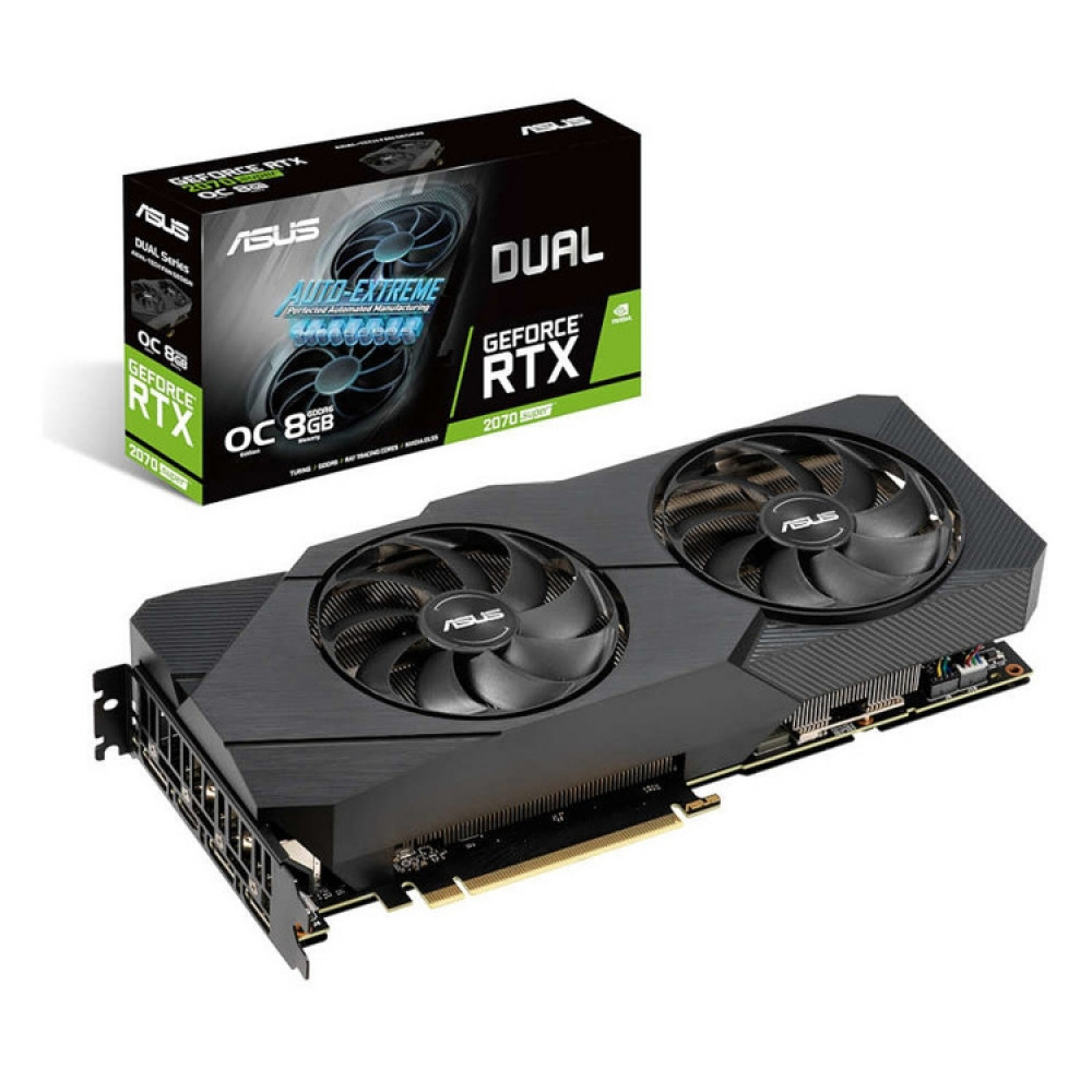 RTX 2070S ASUS DUAL OC 8G