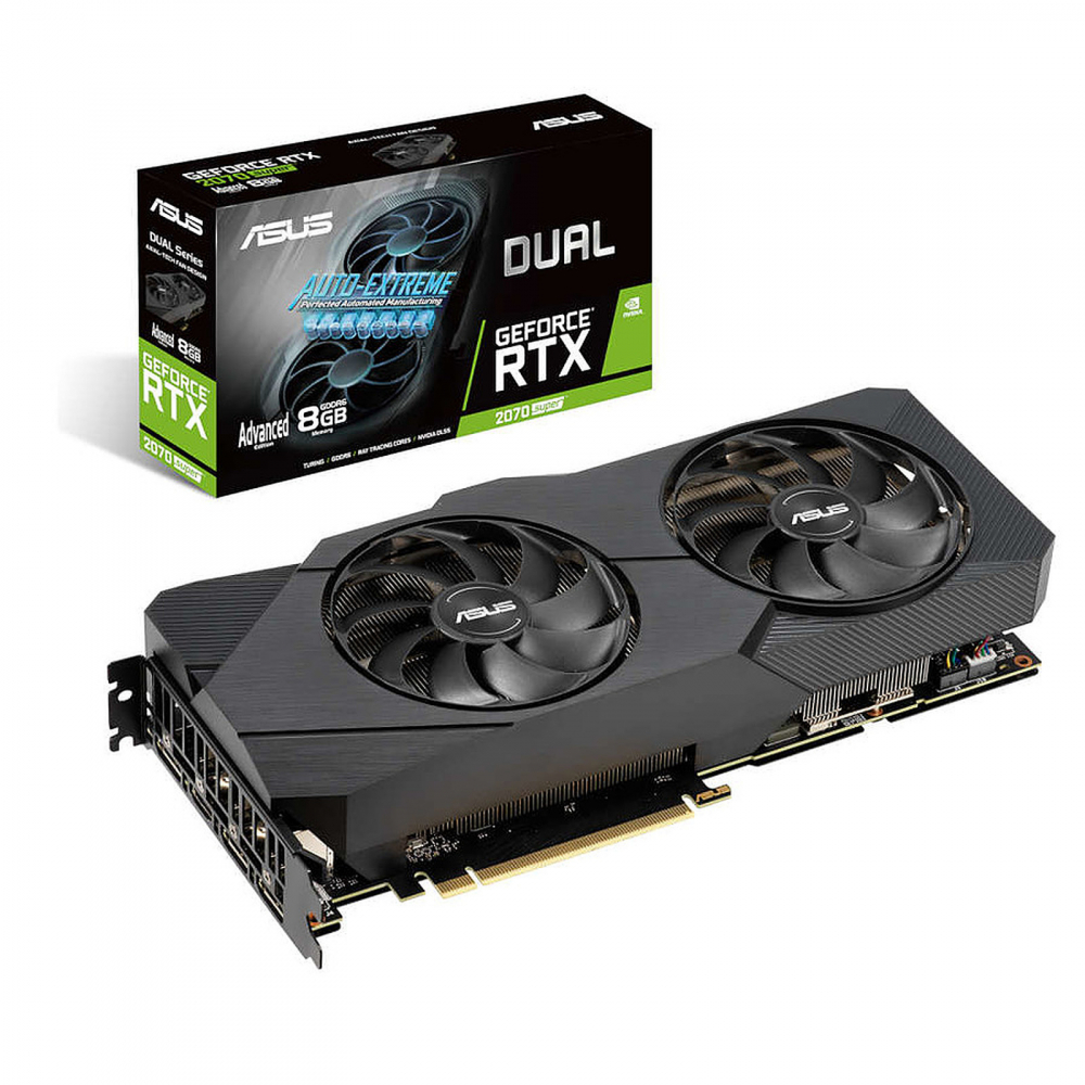 RTX 2070S ASUS DUAL A8G EVO