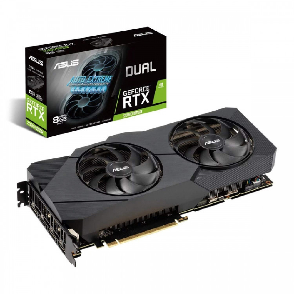RTX 2080S ASUS DUAL 8G