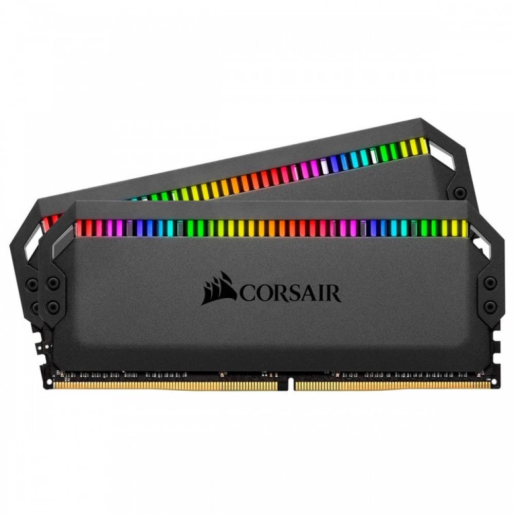 DDR4 3000MHZ CL15 16G 2x8 CORSAIR DOMINATOR PLATINUM RGB