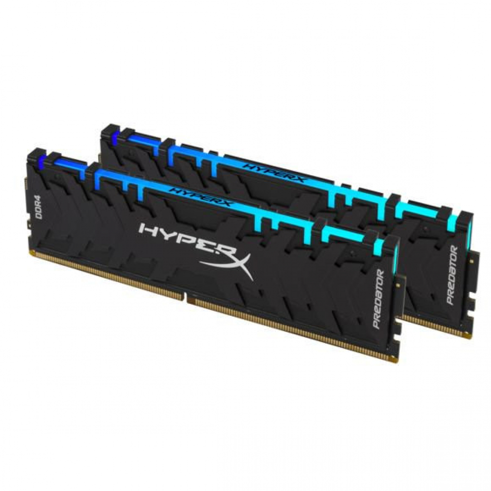 DDR4 3200MHZ CL16 16G 2x8 KINGSTON HYPERX FURY PREDATOR