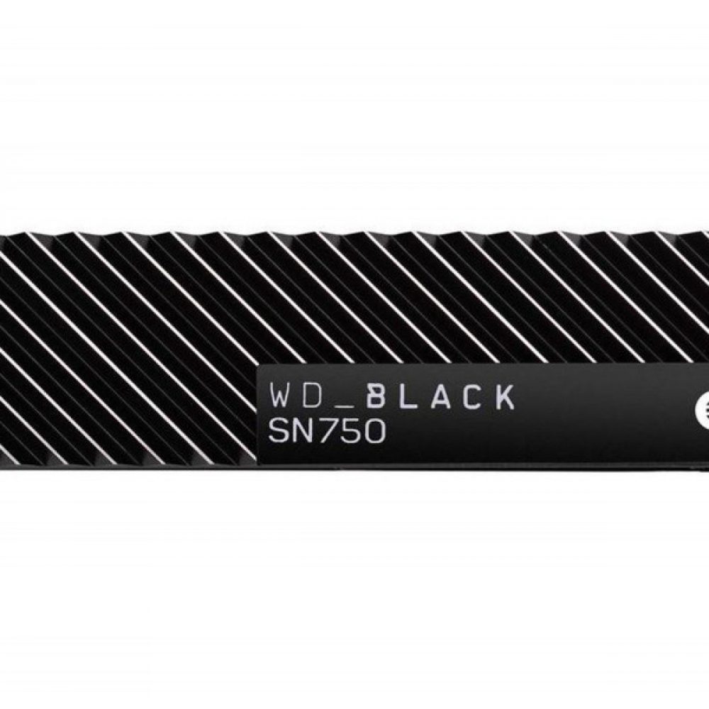 WD Black SN750 2 TO