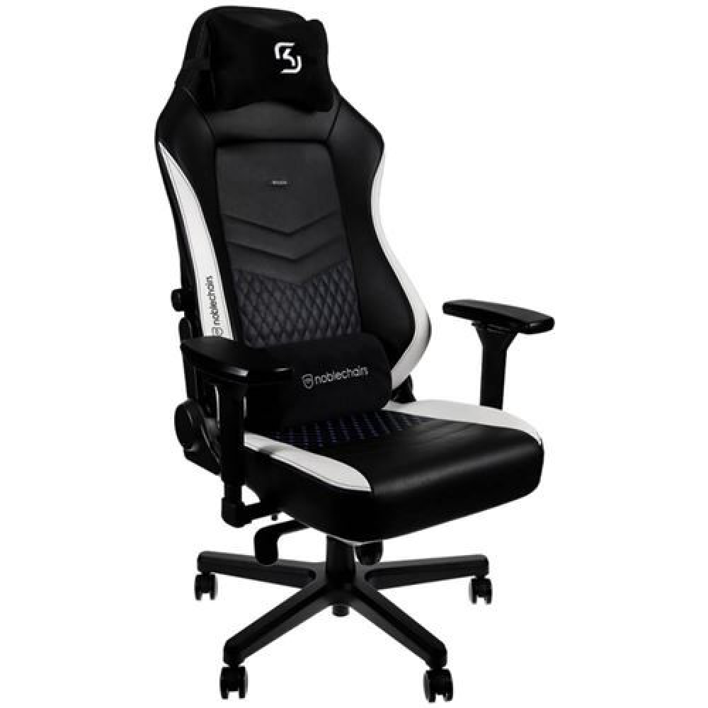 Noblechairs Hero SK Gaming Edition (Noir/Blanc)