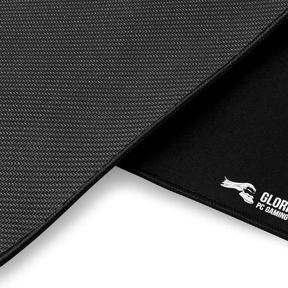 Tapis de Souris Glorious PC Gaming Race Stealth - XXL (Noir)2