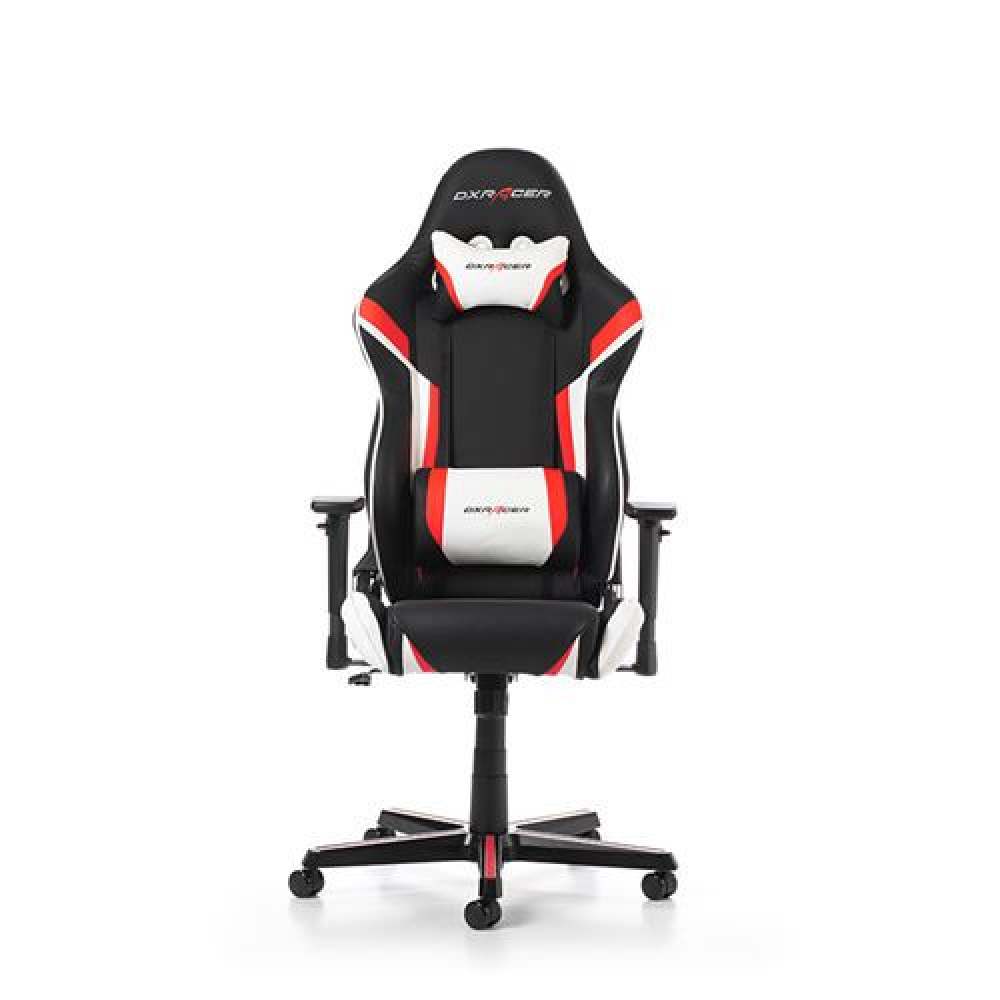 DXRacer Racing R288 (Noir/Orange/Blanc)