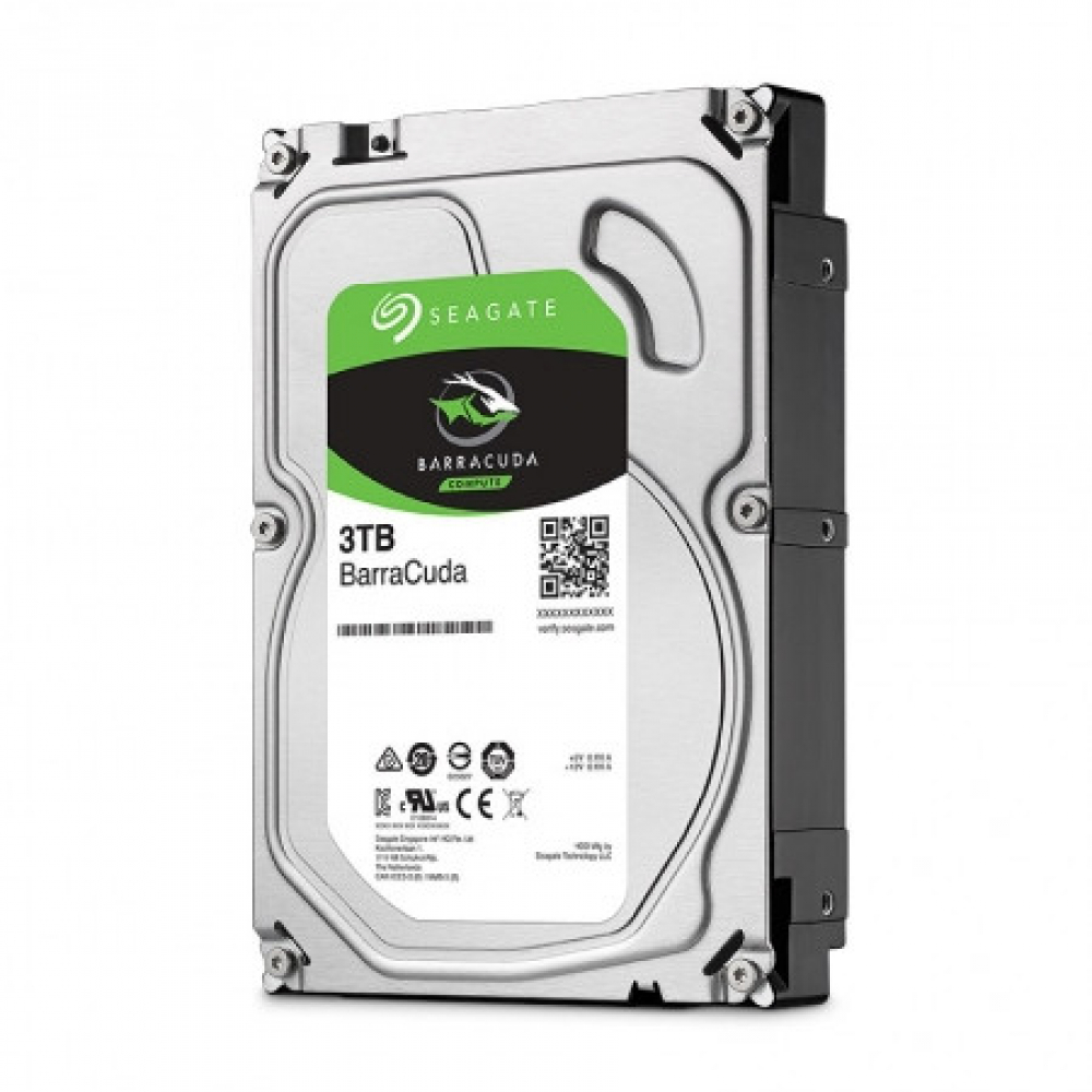 SEAGATE 3.5 BarraCuda 3To 7200T 3