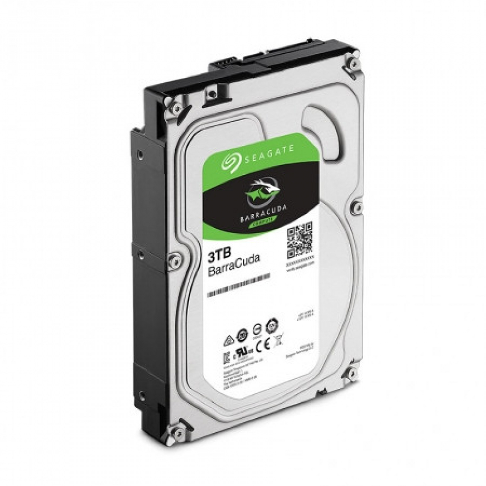 SEAGATE 3.5 BarraCuda 3To 7200T 2
