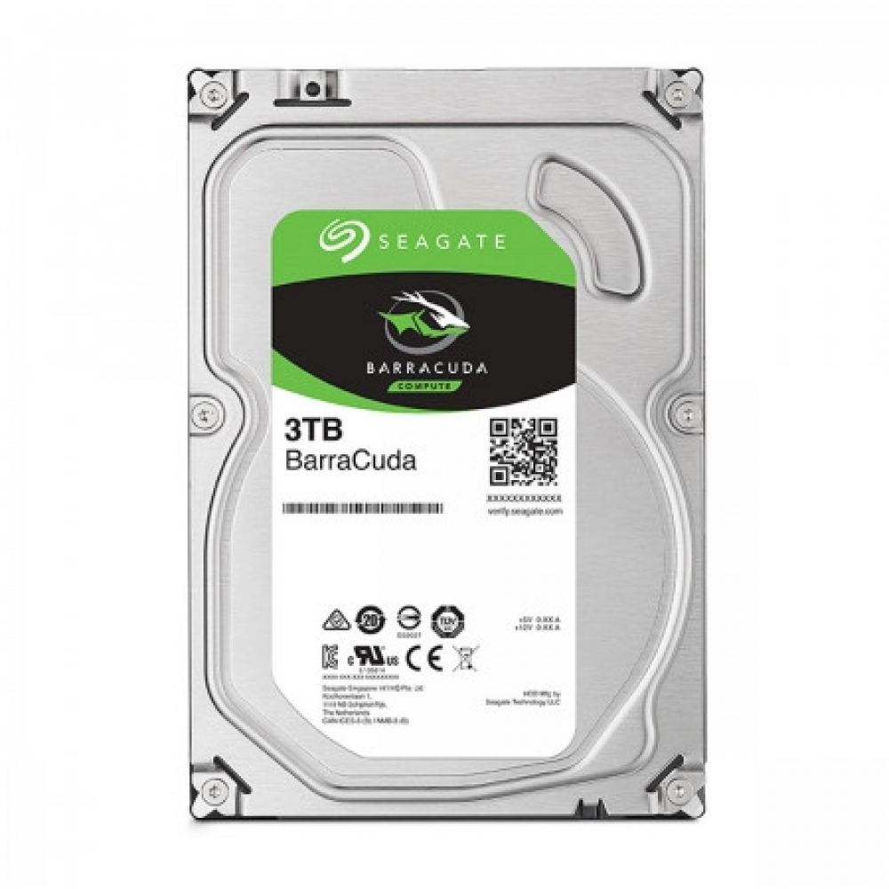 "SEAGATE 3.5"" BarraCuda 3To"
