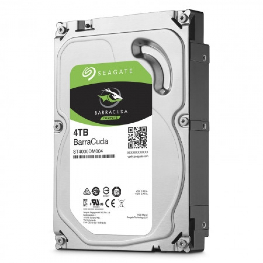 SEAGATE 3.5 BarraCuda 4To 7200T 3
