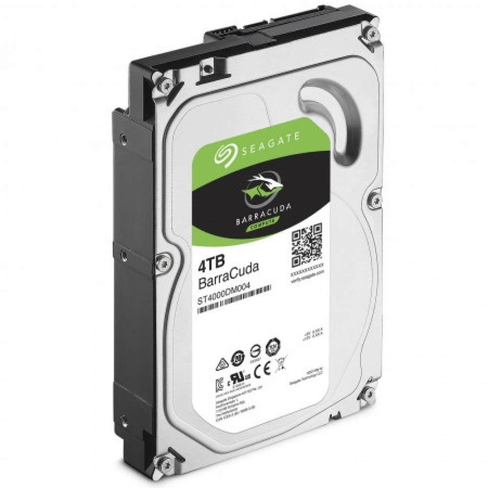 SEAGATE 3.5 BarraCuda 4To 7200T 2