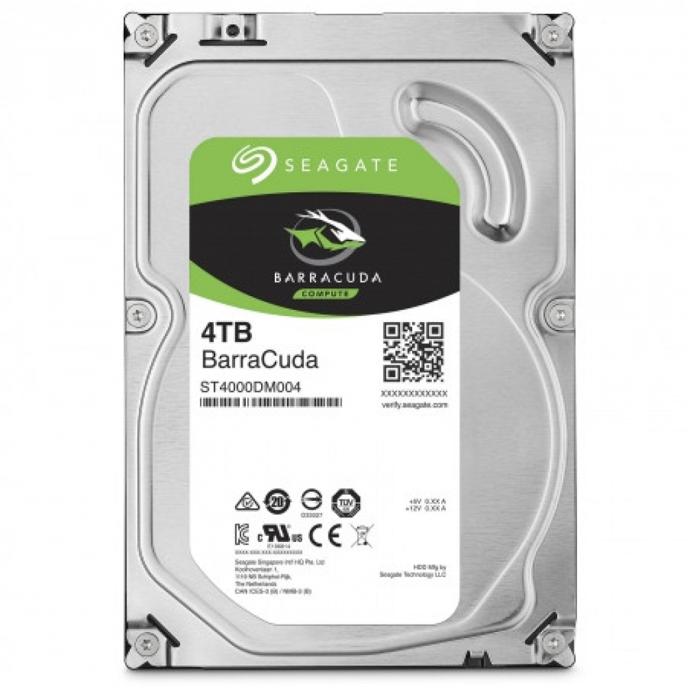 "SEAGATE 3.5"" BarraCuda 4To"