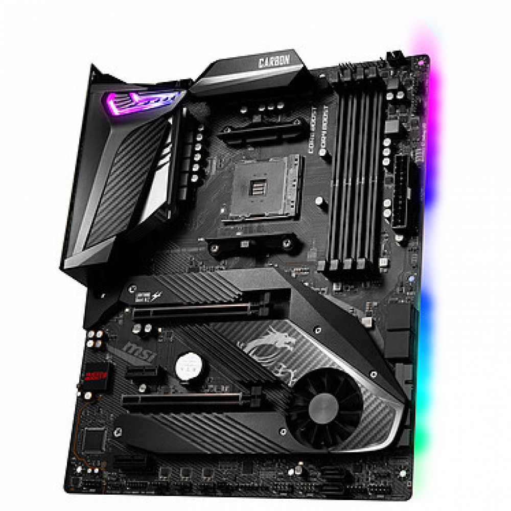 MSI MPG X570 GAMING PRO CARBON WIFI 3