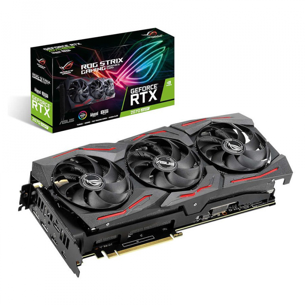 RTX 2070S ASUS ROG STRIX A8G GAMING