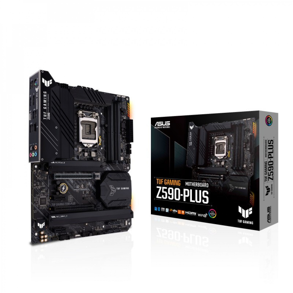 ASUS TUF GAMING Z590 PLUS
