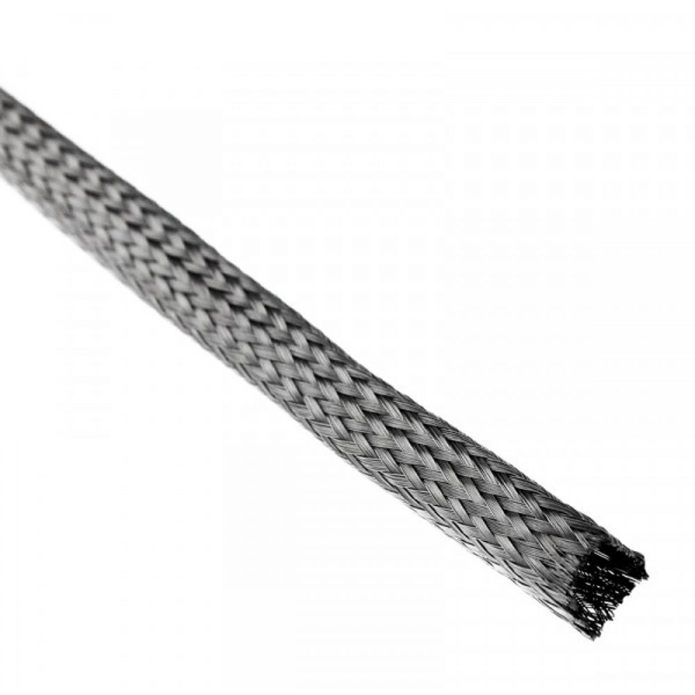 Techflex Flexo Stainless Steel XC Sleeve 9mm - 1m